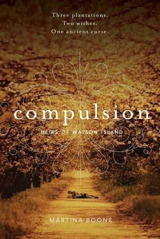 Friday Book Beginnings and Friday 56: Compulsion by Martina Boone