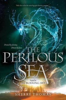 {Book Review} The Perilous Sea by Sherry Thomas