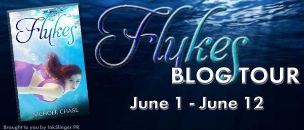 Blog Tour: Flukes by Nichole Chase