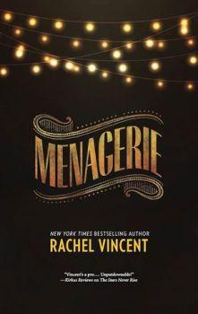 ARC Review: Menagerie by Rachel Vincent