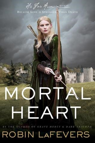 Book Review: Mortal Heart by Robin LaFevers