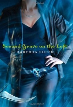 Friday Book Beginnings and Friday 56: Second Grave on the Left by Darynda Jones