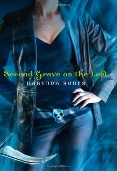 {Quick Review} Second Grave on the Left by Darynda Jones