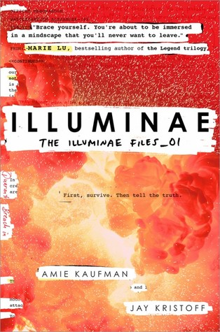 ARC Review: Illuminae by Amie Kaufman and Jay Kristoff