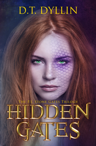 DNF Review: Hidden Gates by D.T. Dyllin