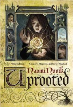 Book Review and TBR Discussion: Uprooted by Naomi Novik