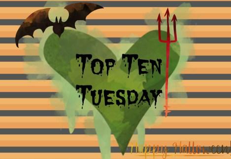 top-ten-tuesday-halloween