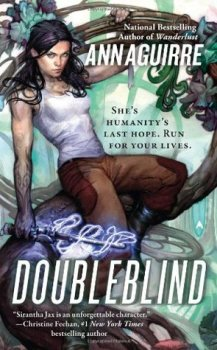 Book Review: Doubleblind by Anne Aguirre