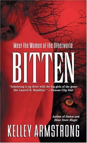 Book Review: Bitten (Otherworld #1) by Kelley Armstrong