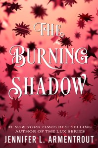 Book Review: The Burning Shadow (Origin #2) by Jennifer L. Armentrout