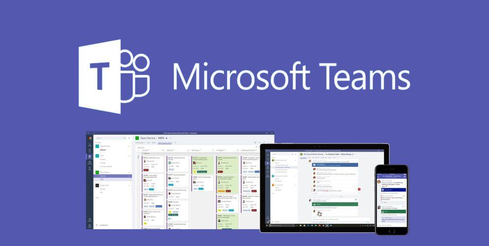 Set custom backgrounds in Microsoft Teams easily