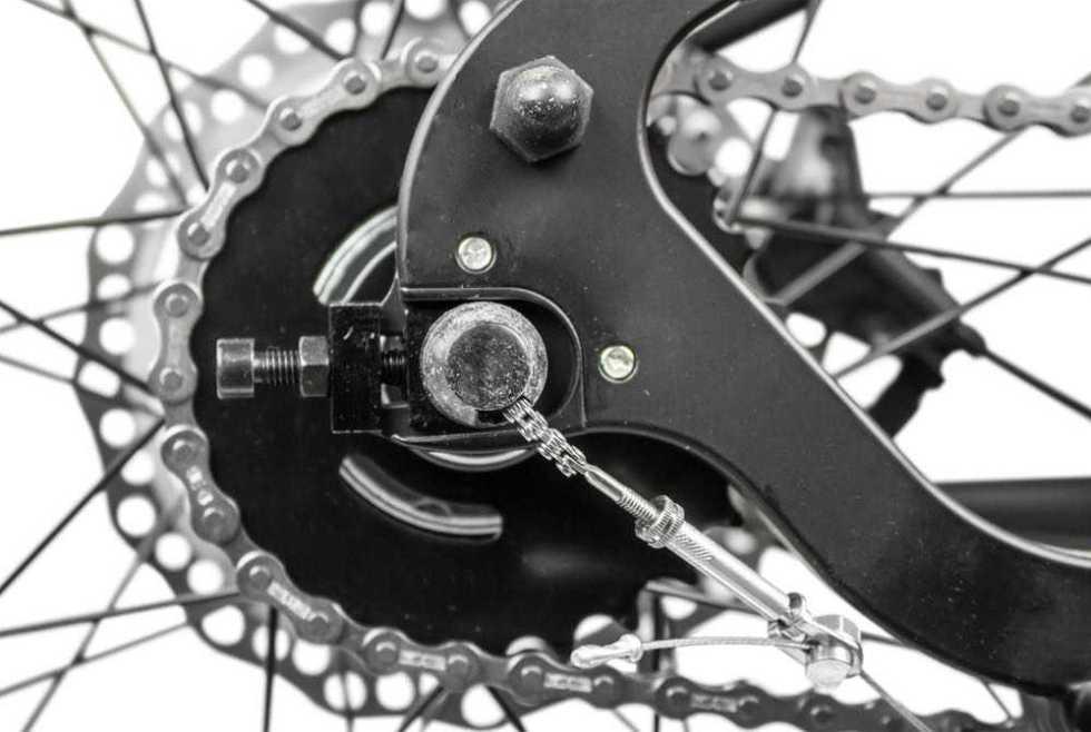 Rambo Electric Bike 750 watt 24 Ryder 3 speed