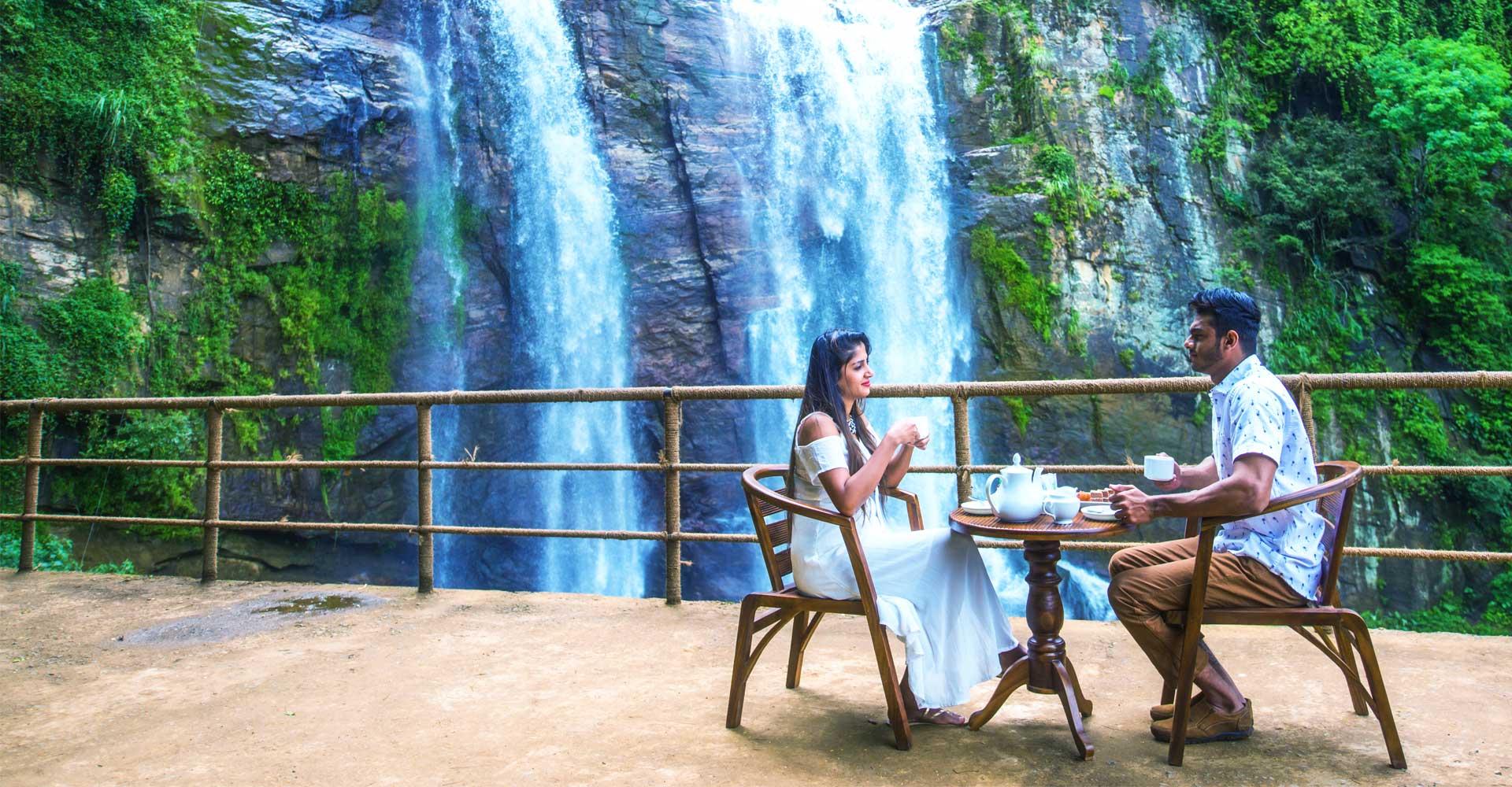 Ramboda Falls Hotel In Nuwara Eliya Sri Lanka