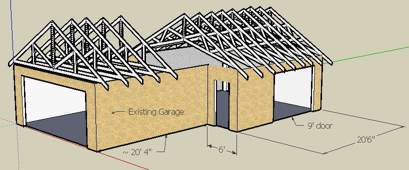 Anyone Ever Done A Garage Extension Archive The Garage Journal Board