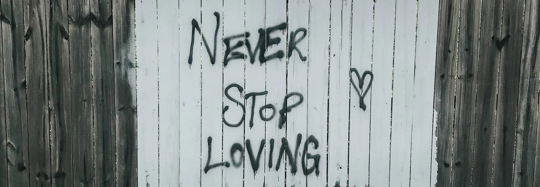 Love can be always and never
