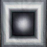 Chrome Modern Quilt Handmade