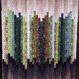 Lumen Sun Modern Quilt Handmade