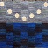 Midnight Sun Modern Quilt Handmade