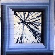 Outer Limits Modern Quilt Handmade