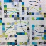 Refresh Modern Quilt Handmade