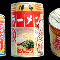 ramen review: ramen in can