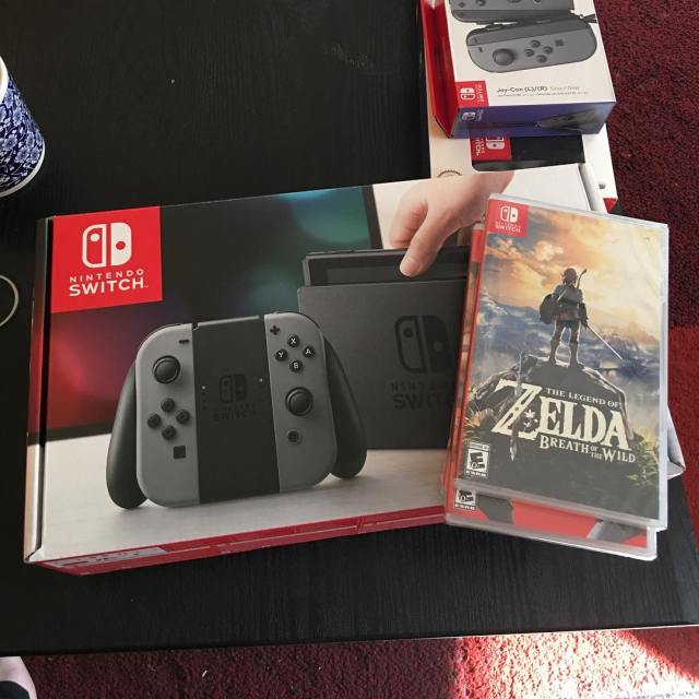 Hey guys! Me too! punchbunny gaming videogames nintendo nintendoswitch switch