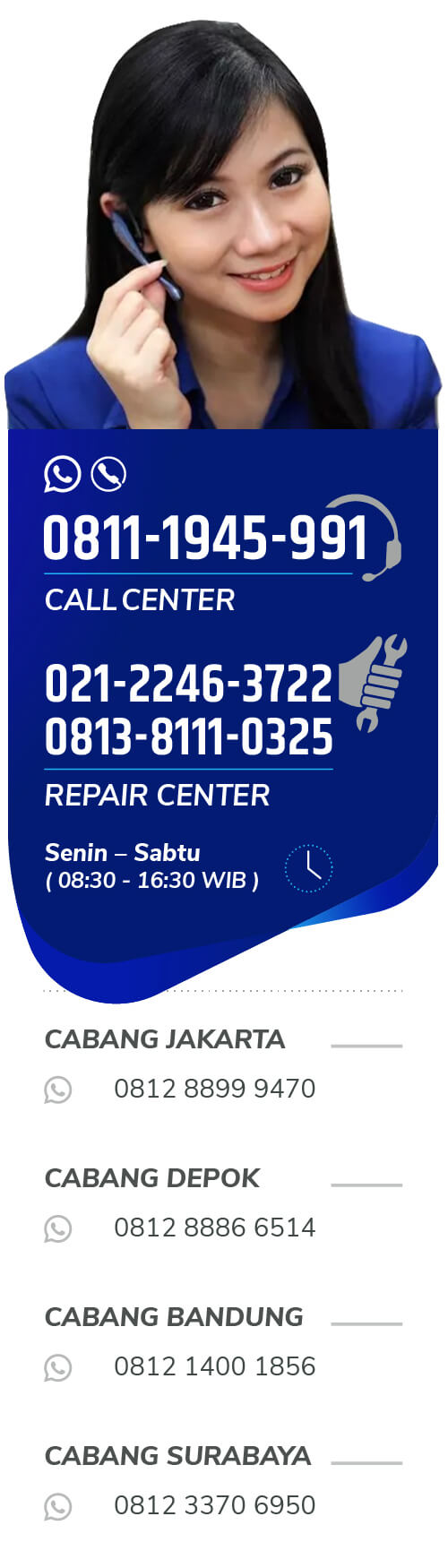 CALL CENTER RAMESIA