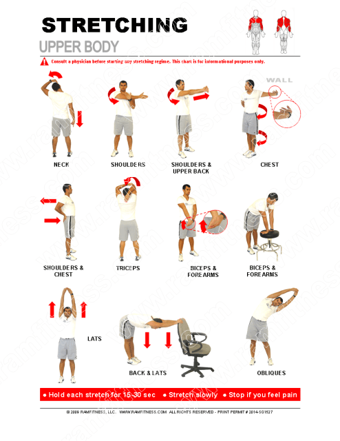 SportsSpecific Stretching Pack  PDF files plus tracking