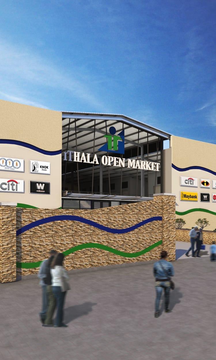 Tugela Ferry Shopping Centre