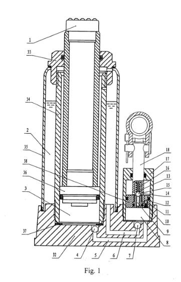 Professional 10t Steel Base Welding Type Hydraulic