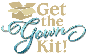 Get the Wedding Gown Preservation Kit