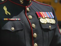 Military Uniforms can be preserved for future generations