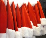 Whether you have one or a whole rack of Santa suits, we can clean them quickly and send them back to you