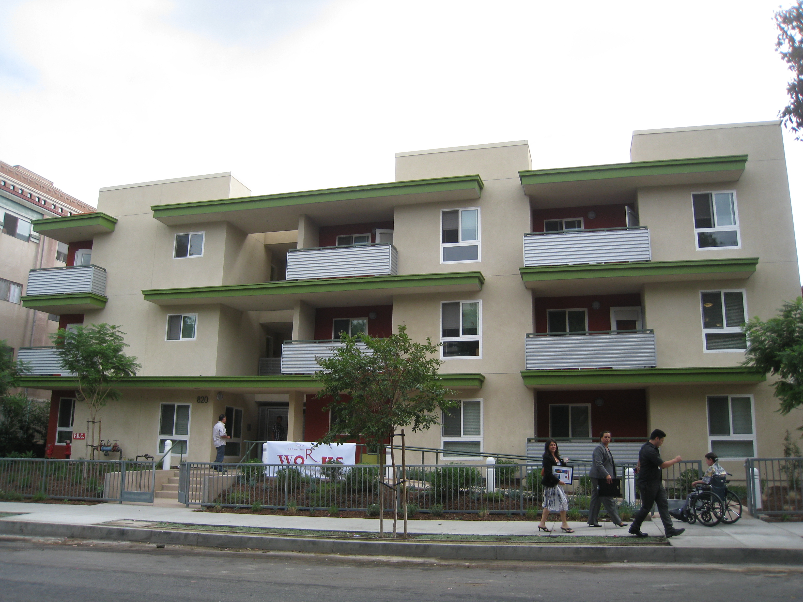 Lausd Low Income Apartments