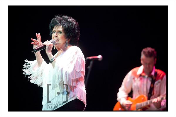 Wanda Jackson en Tenerife