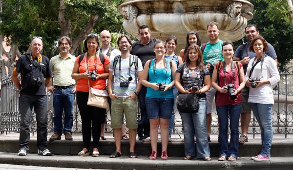Curso de fotografía en Tenerife 22 y 23 de septiembre