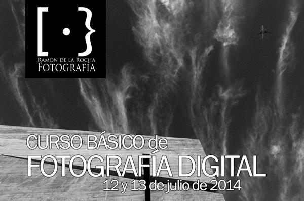 Curso Básico de Fotografía Digital en Tenerife. 12 y 13 de julio de 2014