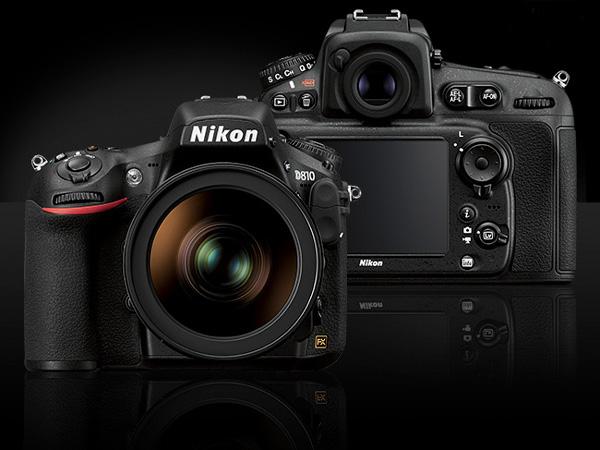 La nueva Nikon D810