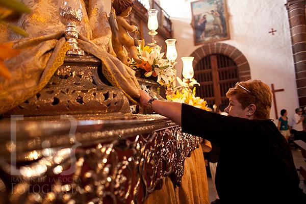 Procesión de la Virgen del Carmen © Ramón de la Rocha