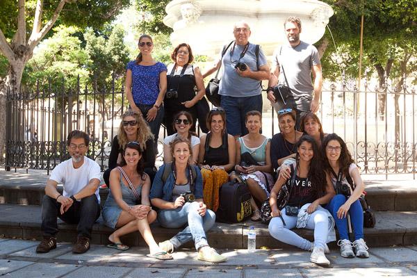 Curso de Fotografía impartido este fin de semana en Tenerife