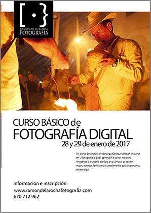 Curso Básico de Fotografia Digital en Tenerife
