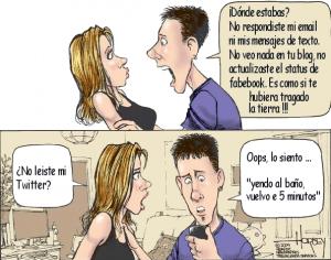 Control de redes sociales