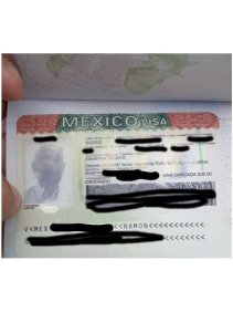 visa residencia mexico