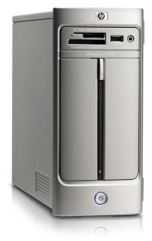 HP Pavilion s7000 series slimline pc upgrade