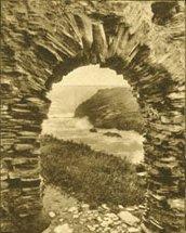 King Arthur's Castle Doorway