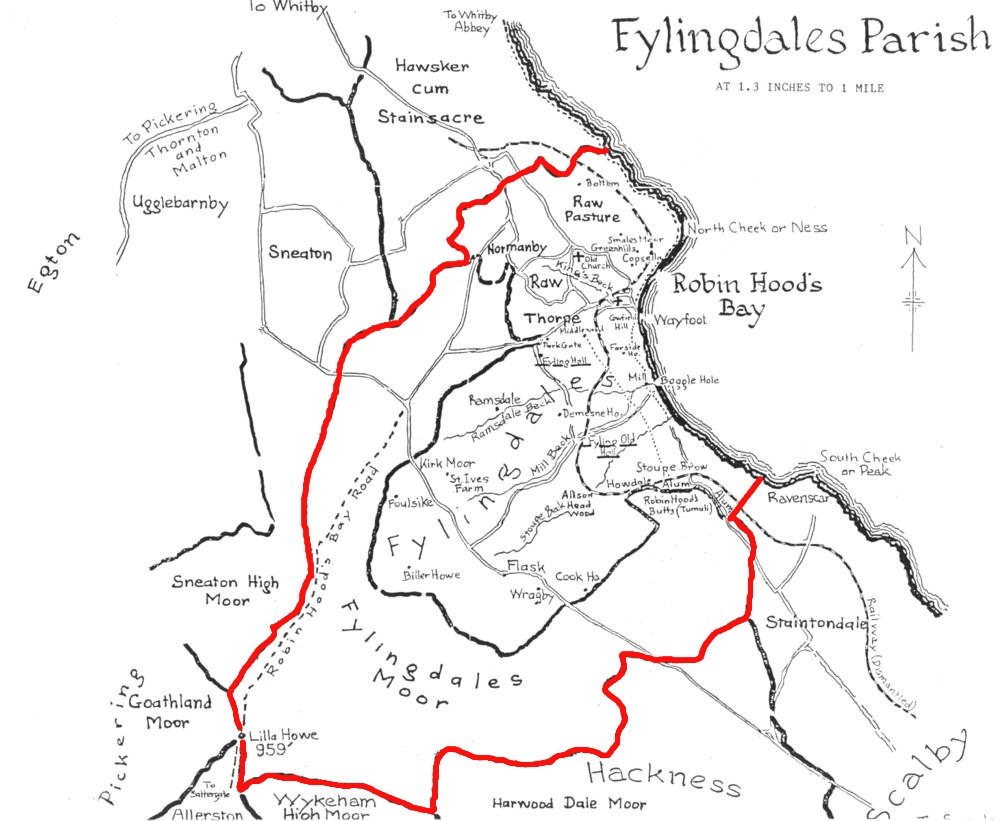 North Yorkshire Littoral: Old Norse Place Names