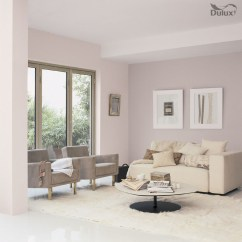 Shabby Chic Sofa Bed Uk Furniture Village Dante Living Room Perfectly Taupe Mellow Mocha Dulux Emulsion ...