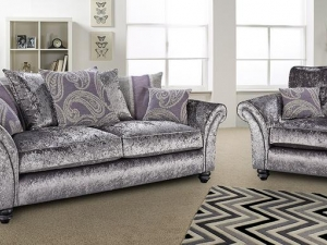 camden sofa bed green color cover ashley manor hetty fabric sofas for sale - ramsdens home ...