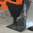 Fasten metal to concrete