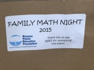 Tis Math Night 10